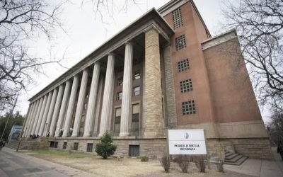SUSPENSIÓN DE ACTIVIDADES E INHABILIDAD PODER JUDICIAL DE MENDOZA (SCJM, MPF Y MPD).-