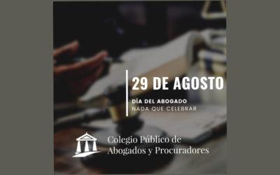 29 DE AGOSTO 2021 – DÍA DEL ABOGADO.-